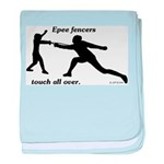Epee Touch baby blanket