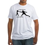 Epee Touch Fitted T-Shirt