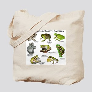 Tree Frogs of North America Tote Bag