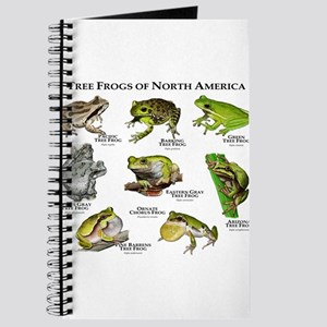 Tree Frogs of North America Journal