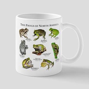 Tree Frogs of North America Mug