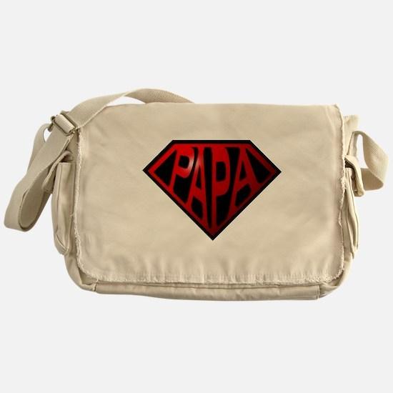 papa Messenger Bag