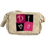 DIVA Messenger Bag