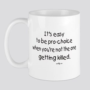Anti-pro-choice Mug