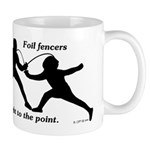 Foil Point Mug
