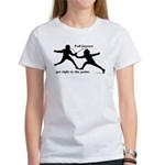 Foil Point Women's T-Shirt