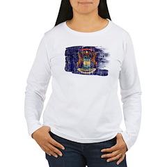 Michigan Flag T-Shirt