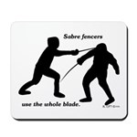 Sabre Blade Mousepad
