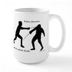 Sabre Blade Large Mug