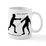 Sabre Blade Mug