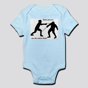 Sabre Blade Infant Bodysuit