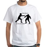 Sabre Blade White T-Shirt