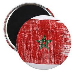 Morocco Flag 2.25