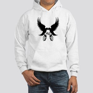 Dove and Grenade Hollywood Undead Hooded Sweatshir