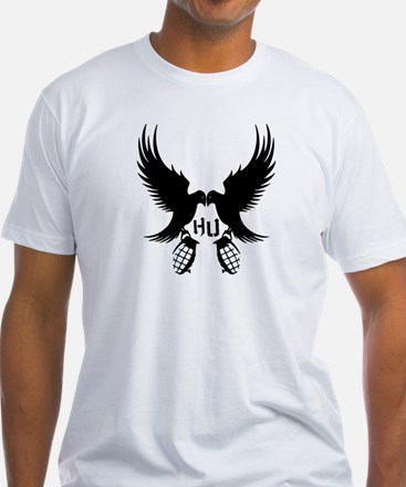 Dove and Grenade Hollywood Undead Shirt