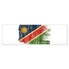 Namibia Flag Sticker (Bumper 10 pk)