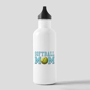 Softball MOM Stainless Water Bottle 1.0L