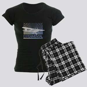 Aircraft Experimental Women's Dark Pajamas