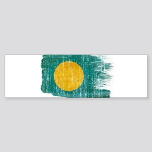 Palau Flag Sticker (Bumper)