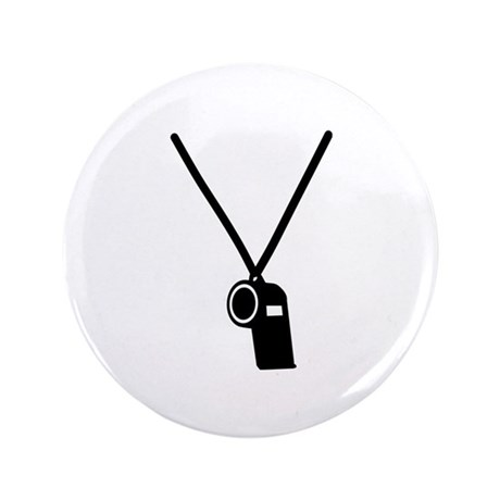 """Whistle 3.5"""" Button (100 pack)"""