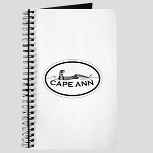 Cape Ann - Oval Design. Journal