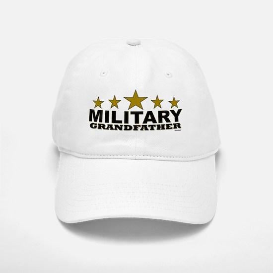 Military Grandfather Baseball Baseball Cap