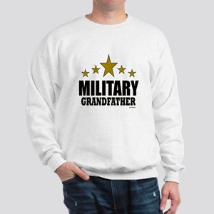 Military Grandfather Sweatshirt