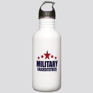 Military Grandfather Stainless Water Bottle 1.0L