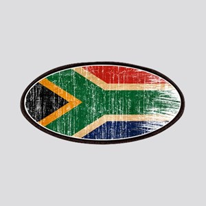South Africa Flag Patches