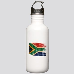 South Africa Flag Stainless Water Bottle 1.0L