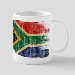 South Africa Flag Mug
