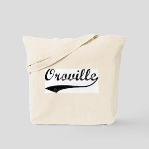 Oroville - Vintage Tote Bag
