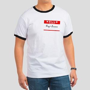 Hagi-Duvan, Name Tag Sticker Ringer T