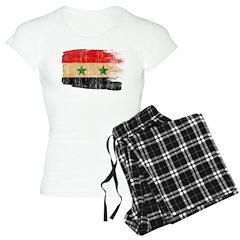 Syria Flag Pajamas