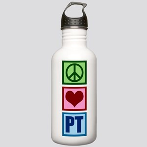 Peace Love PT Stainless Water Bottle 1.0L