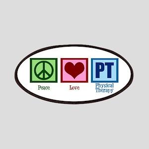 Peace Love PT Patch