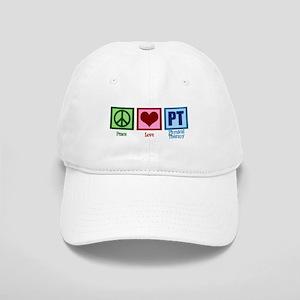Peace Love PT Cap