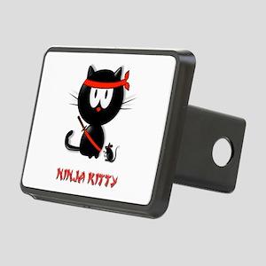 ninja kitty Rectangular Hitch Cover