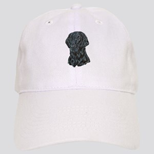 Flat Coated Retriever Cap