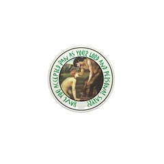 You Personal Satyr Mini Button (10 pack)