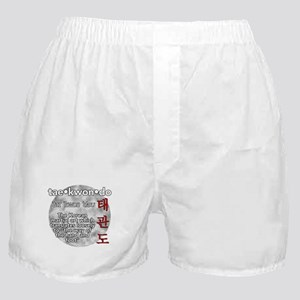 The meaning of TKD Boxer Shorts