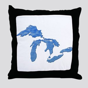 GL2012 Throw Pillow