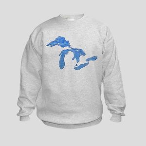GL2012 Kids Sweatshirt