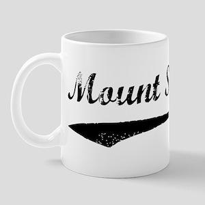 Mount Shasta - Vintage Mug