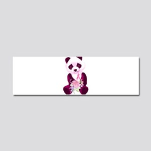 breastcancer02 Car Magnet 10 x 3