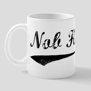 Nob Hill - Vintage Mug
