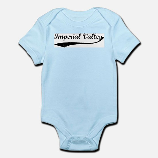 Imperial Valley - Vintage Infant Creeper