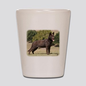 Australian Kelpie 9Y641D-151 Shot Glass
