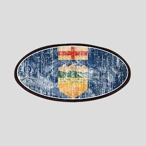 Alberta Flag Patches