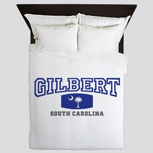 Gilbert South Carolina, SC, Palmetto State Flag Qu